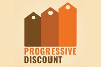 Progressive Discount