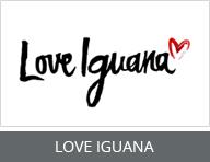 LOVE IGUANA