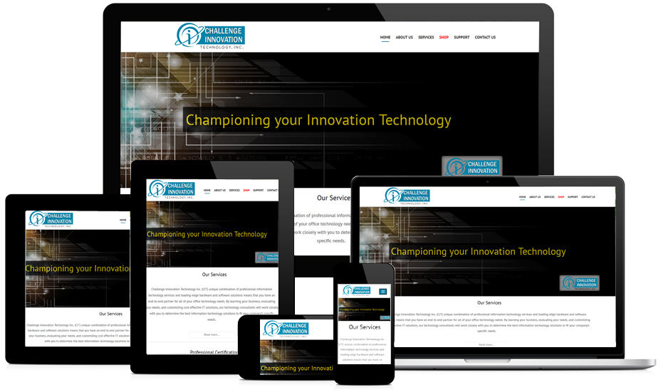 Challenge Innovation Technology, Inc