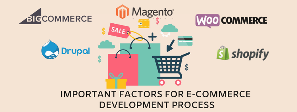 Simple Yet Important Factors in E-commerce Website Development!