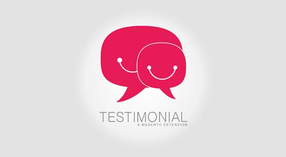 Testimonial Magento Extension